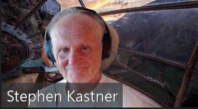 Stephen Kastner, founder Green Mountain Writers Review