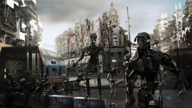Robots of Brixton — Nexus Studios