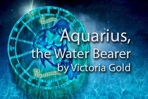 Aquarius by Victoria Gold, Green Mountain Writers Review