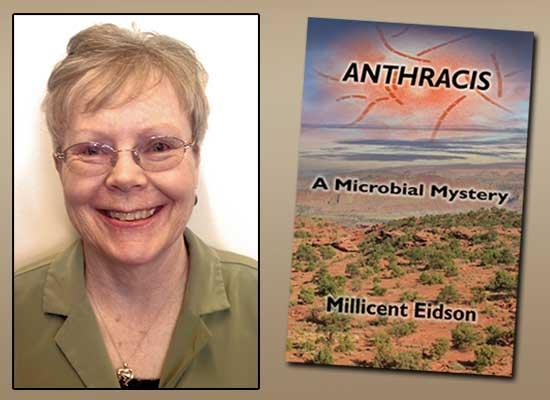 Author Millicent Eidson's Anthracis